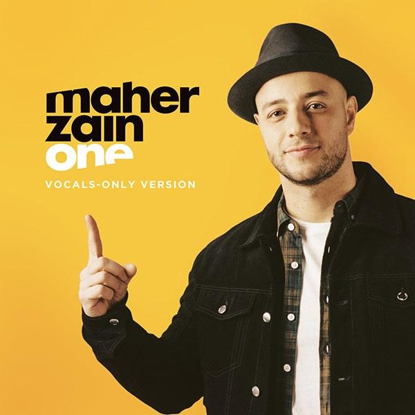 One (Vocals Only Arabic Version) - Maher Zain   شبكة سما